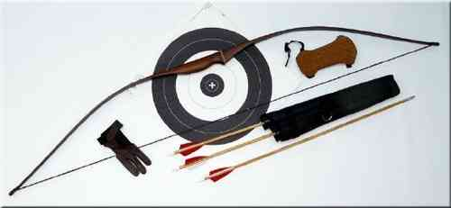 Flatbow-Set/Junior