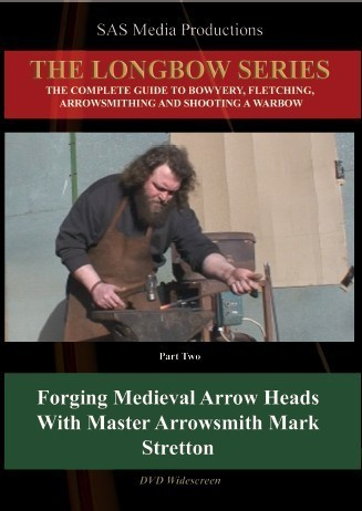 Forging Medieval Arrow Heads