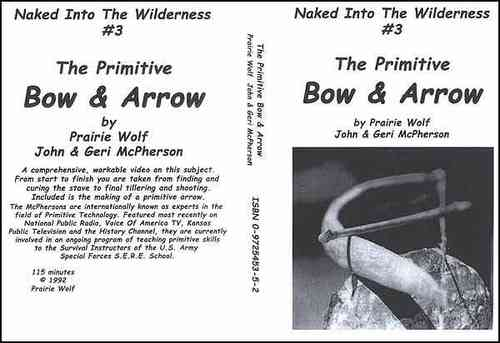 Primitive Bow & Arrow