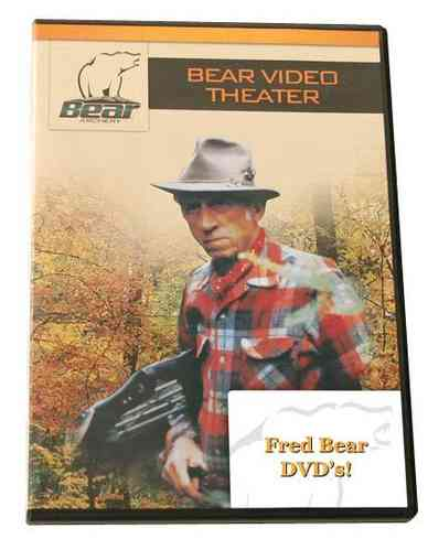 Classic Fred Bear Bowhunting Collection
